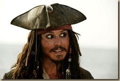 Johnny Depp pirate actor