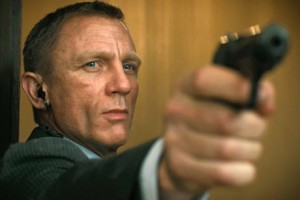 Skyfall James Bond movie