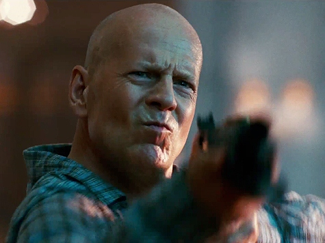 Bruce Willis the action star